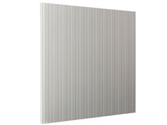 - Insulated metal panel for facade ISOFIRE WALL - ISOPAN