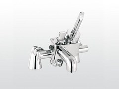 - Wall-mounted shower mixer with aerator with diverter BOX | 3267RG - RUBINETTERIE STELLA