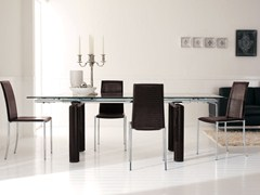 - Extending dining table KENYA | Extending table - ITALY DREAM DESIGN - Kallisté
