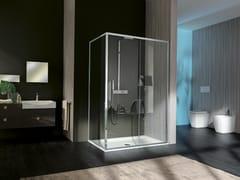 - Glass shower cabin VIS | 2 places shower cabin - Samo