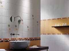 Double-fired ceramic wall tiles MILLERIGHE - CERAMICHE BRENNERO
