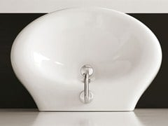Ceramic washbasin TOUCH 70 - GSG Ceramic Design