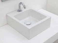 Ceramic washbasin SQUARE | Washbasin - GSG Ceramic Design