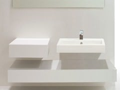 Ceramic washbasin QUAD | Washbasin - GSG Ceramic Design
