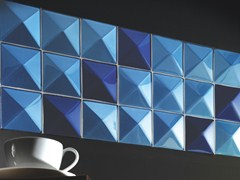 Single-fired ceramic wall tiles SKEMA GLASS - CERAMICHE BRENNERO