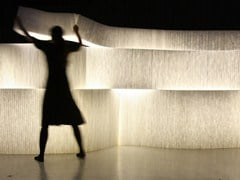 Separador de ambientes SOFTWALL + SOFTBLOCK - LED LIGHTING - Molo