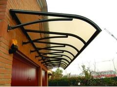 - Aluminium door canopy DIONISIO - KE Outdoor Design