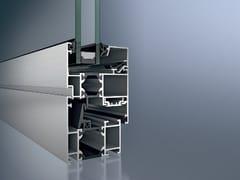 Finestra a taglio termico in alluminioSchüco AWS 60 - SCHÜCO INTERNATIONAL ITALIA