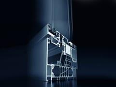 Finestra a taglio termico in alluminioSchüco AWS 105 CC.HI - SCHÜCO INTERNATIONAL ITALIA
