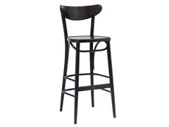 - Counter stool with footrest BANANA | Counter stool - TON