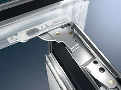 Electro-mechanical device for window Schüco AvanTec - SCHÜCO INTERNATIONAL ITALIA