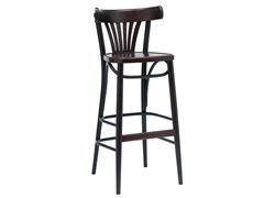 - Counter stool with footrest N° 56 | Counter stool - TON