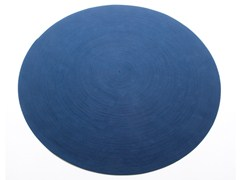 - Solid-color round rug ZOE | Solid-color rug - Paola Lenti