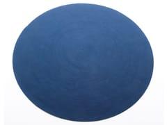 - Solid-color round rug ZOE | Solid-color rug - Paola Lenti