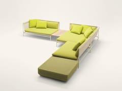 - Corner garden sofa CANVAS   Corner sofa - Paola Lenti