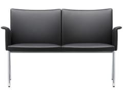- 2 seater sofa MILANOLOUNGE - Brunner