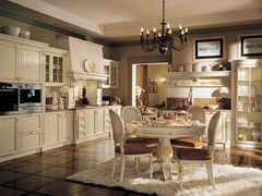 - Lacquered fitted kitchen AIDA | Fitted kitchen - Martini Mobili