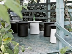 - Sgabello / tavolino in polipropilene DEGREE | Tavolino in polipropilene - Kristalia