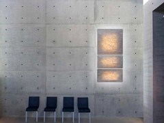 Lampada da parete a luce indiretta in siliconePLANUM - ARTURO ALVAREZ