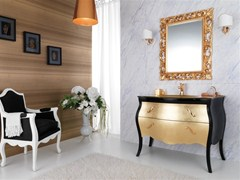- Wooden vanity unit with drawers VANITY 5 - LEGNOBAGNO