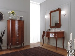 - Wooden vanity unit VANITY 8 - LEGNOBAGNO