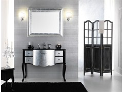 - Lacquered vanity unit with drawers NOVECENTO 2 - LEGNOBAGNO