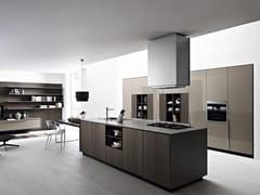 - Cucina componibile con isola KALEA - COMPOSIZIONE 3 - Cesar Arredamenti