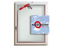 Window fittings FIX-O-ROUND - INTERNORM Italia