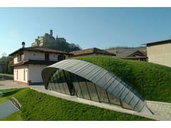 Laminato in zinco titanio per rivestimentiZinco titanio VMZINC® - VM BUILDING SOLUTIONS ITALY