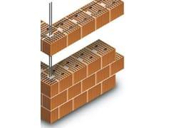 Blocchi portanti in laterizio per murature armate - Casa in muratura portante ...
