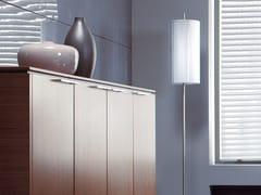 - Wooden office storage unit STATUS | Office storage unit - MDD