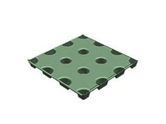 - Plastic dome and module for ventilated hollow floor CUPOLEX WINDI - PONTAROLO ENGINEERING