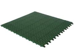 - Plastic Outdoor floor tiles MULTIPLATE - PONTAROLO ENGINEERING