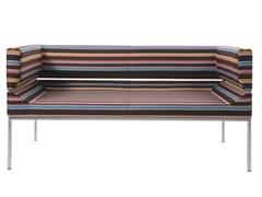 - 2 seater fabric sofa FM   Fabric sofa - KFF