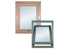 - Horizontally pivoted window ETERNITY MAXI 68 | Horizontally pivoted window - F.lli Pavanello