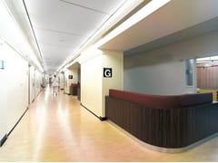 - Acoustic glass wool ceiling tiles Ecophon Access™ A - Saint-Gobain ECOPHON