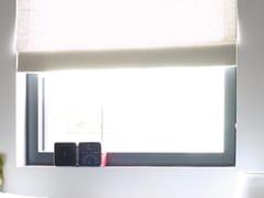 Tenda a pacchetto filtrante in filati di cartaFOLDING BLIND - WOODNOTES