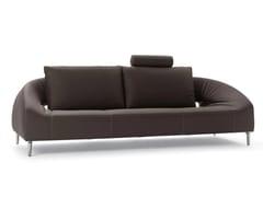 - Leather sofa VOL DE REVE | Sofa - LEOLUX