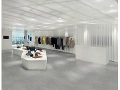 - Porcelain stoneware wall/floor tiles with metal effect ARTECH - Ceramiche Refin
