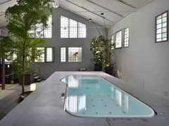 - Overflow hot tub 4-seats POOL FARAWAY - Kos by Zucchetti