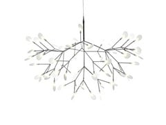 - Adjustable metal pendant lamp HERACLEUM - Moooi©