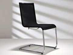 - Cantilever mesh chair D18 PLUS | Cantilever chair - Hülsta-Werke Hüls