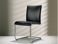 - Cantilever leather chair D2-1 | Cantilever chair - Hülsta-Werke Hüls