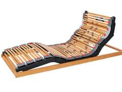 - Slatted electric adjustable bed base LEVEL FLEX II MOVE - Hülsta-Werke Hüls