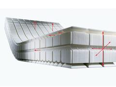 - Polyurethane foam mattress AIR DREAM 4000 - Hülsta-Werke Hüls