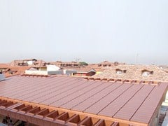 - Metal sheet and panel for roof LARES® Skin - MAZZONETTO