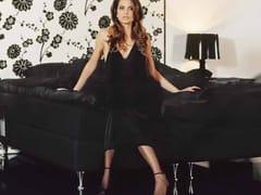 Letto imbottito matrimoniale in tessutoBLACK EDITION - CARPE DIEM BEDS OF SWEDEN