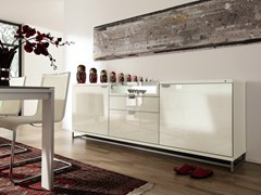 - Lacquered sideboard with doors with drawers TAMETA | Sideboard - Hülsta-Werke Hüls