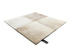 Leather rug CUERO - Miinu