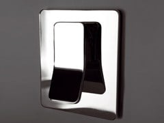 - Chrome-plated 1 hole shower mixer SOFT   Chrome-plated shower mixer - ZUCCHETTI